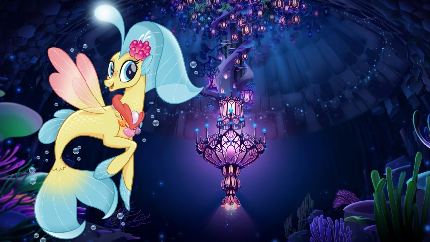 My Little Pony The Movie wallpaper princess Skystar