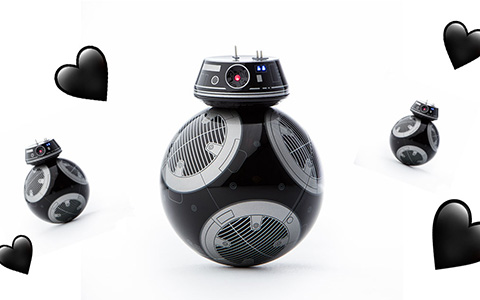 Star Wars: The Last Jedi - Meet BB-9E Droid from the Dark Side