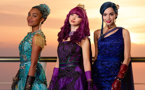 Quiz Disney Descendants 2: What gown should you wear for the royal Cotillon?