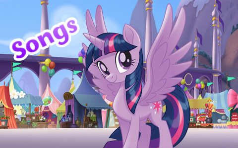 Songs from My Little Pony: The Movie Soundtrack