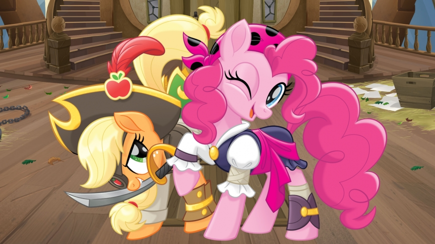 My Little Pony The Movie wallpaper pirate ponies