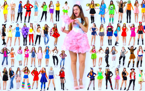 100 super easy Halloween Costume Ideas