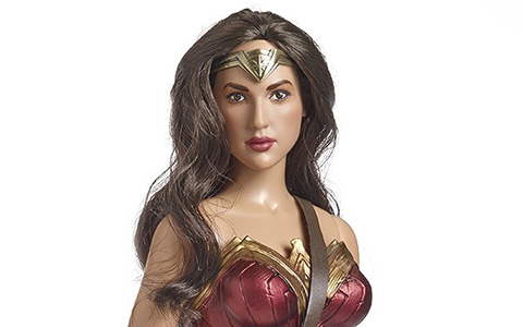 Wonder Woman doll from Tonner