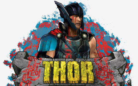 Thor Ragnarok new official art