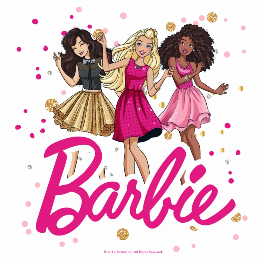 Big, Cool and new official Barbie art - YouLoveIt.com
