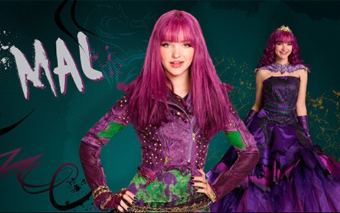 Disney Descendants 2 character pictures