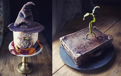 The most magical cakes you have ever seen