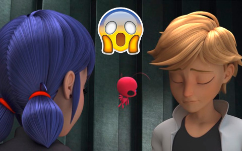 Miraculous Ladybug season 2: Internet react on Marinette and Adrien transform in front of each other