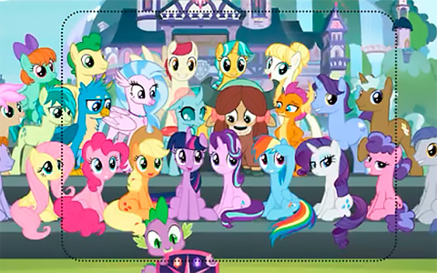 My Little Pony season 8 titles and synopsis of the series