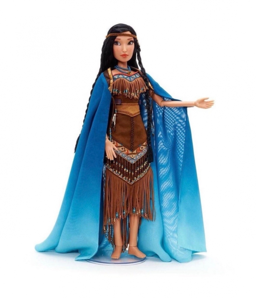 New Limited Edition Pocahontas doll from Disney 2018
