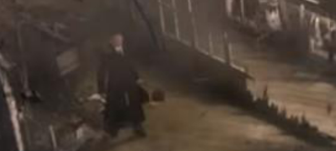 Fantastic Beasts 2: The Crimes of Grindelwald Percival Graves