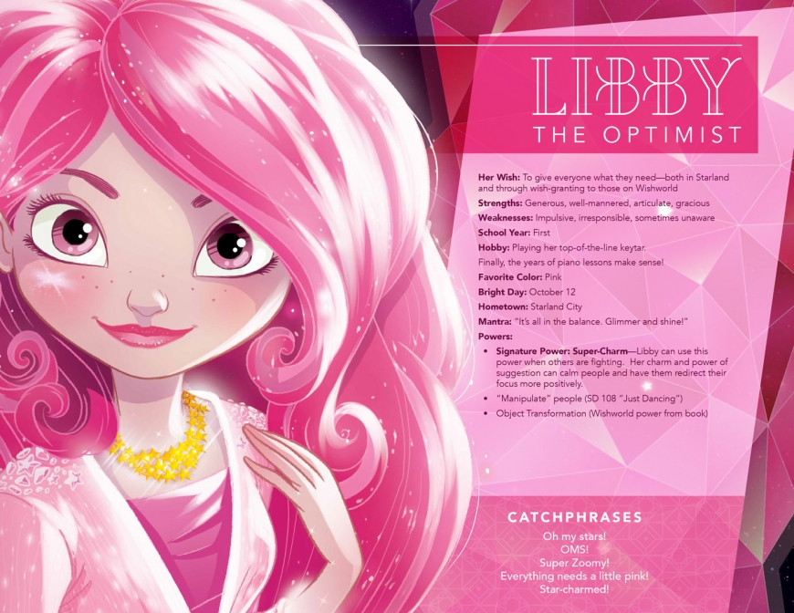Libby Stardarlings bio