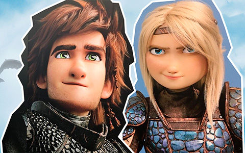 First look at How to Train Your Dragon 3: The Hidden World grown up characters
