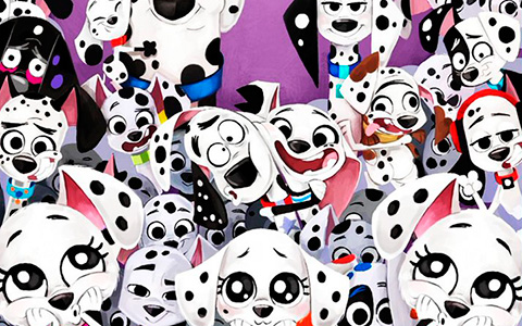 101 Dalmatian Street - new animated series about 101 Dalmatian from Disney
