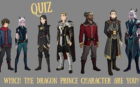 Quiz: Which The Dragon Prince character are you?