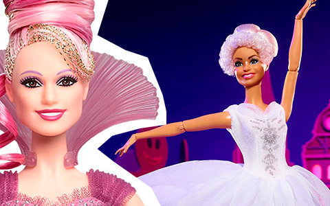 Barbie The Nutcracker and the Four Realms dolls photos in HD and best quality