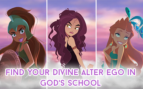 Quiz: Find your Divine Alter Ego in God's School