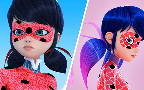 Miraculous Quiz: Are you LadyIce or Aqua Ladybug?
