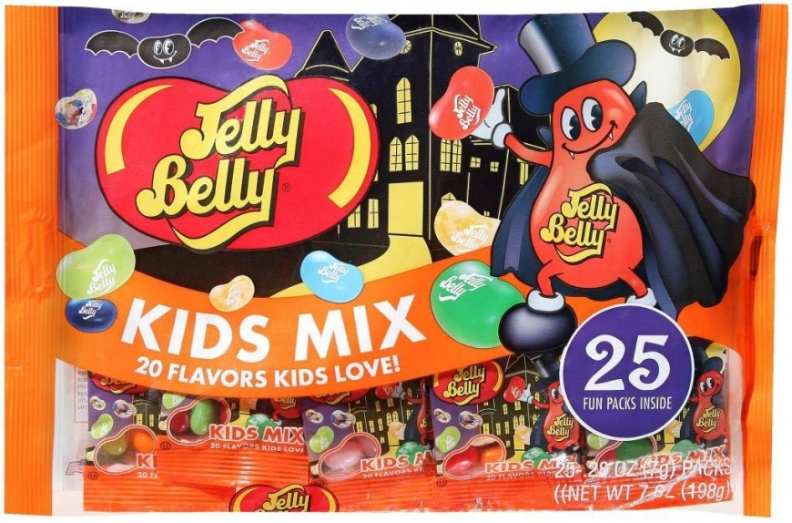 Jelly Belly Halloween Fun Pac