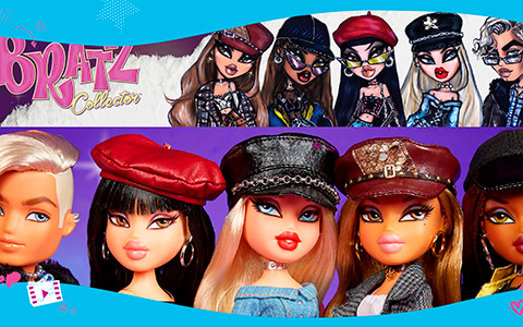 Bratz are back with new Bratz Collector doll line, and you can buy them now