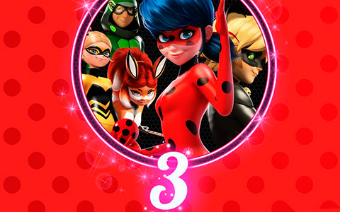 Official synopsis of ALL episodes of Miraculous Ladybug season 3