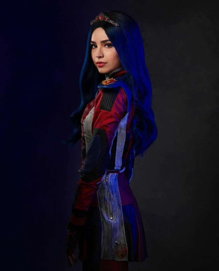 Disney Descendants 3 Evie
