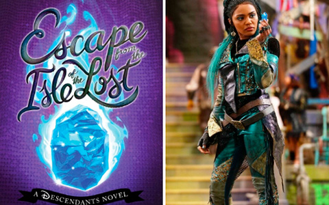New teaser Trailer and First look at Disney Descendants 3 dolls!