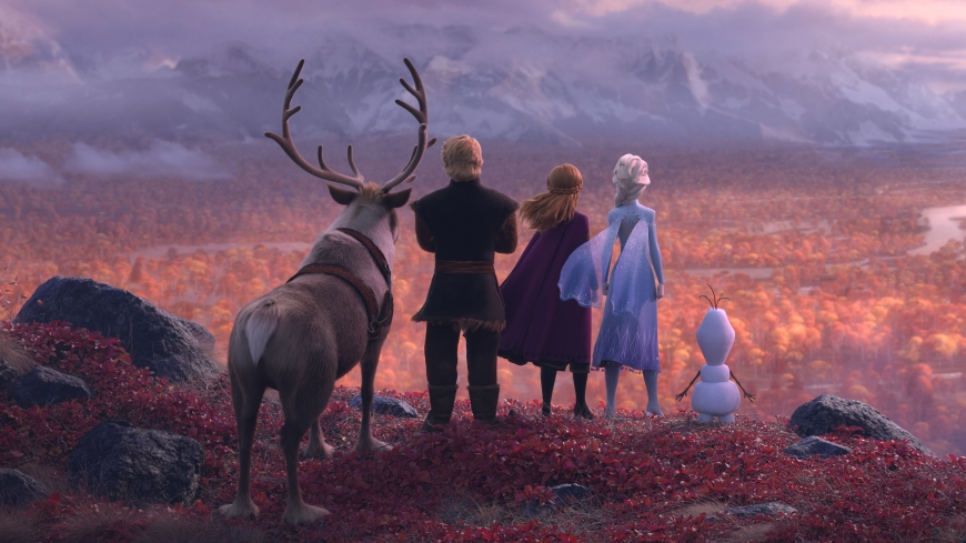 Disney Frozen 2 HD wallpapers