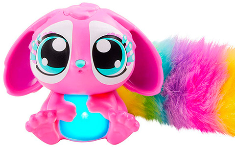Lil' Gleemerz Babies new interactive toys from Mattel