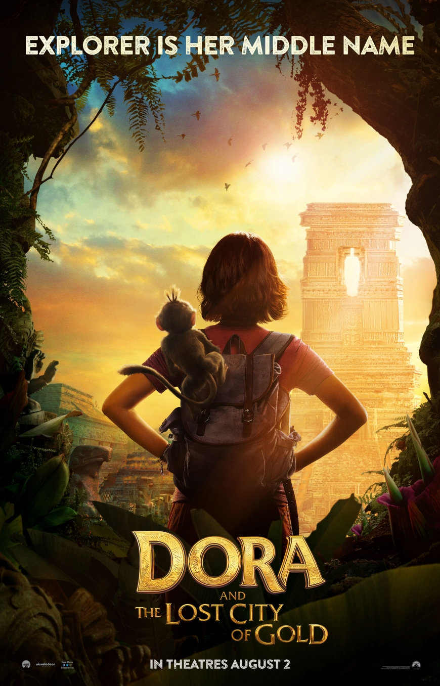 Dora the Explorer and the Lost City of Gold