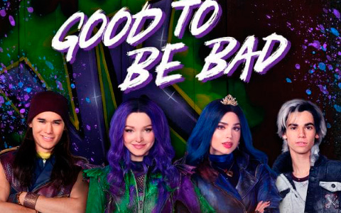 Disney Descendants 3 Good to Be Bad song official video is released!