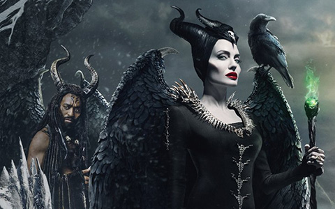 New Maleficent 2 large image with main characters