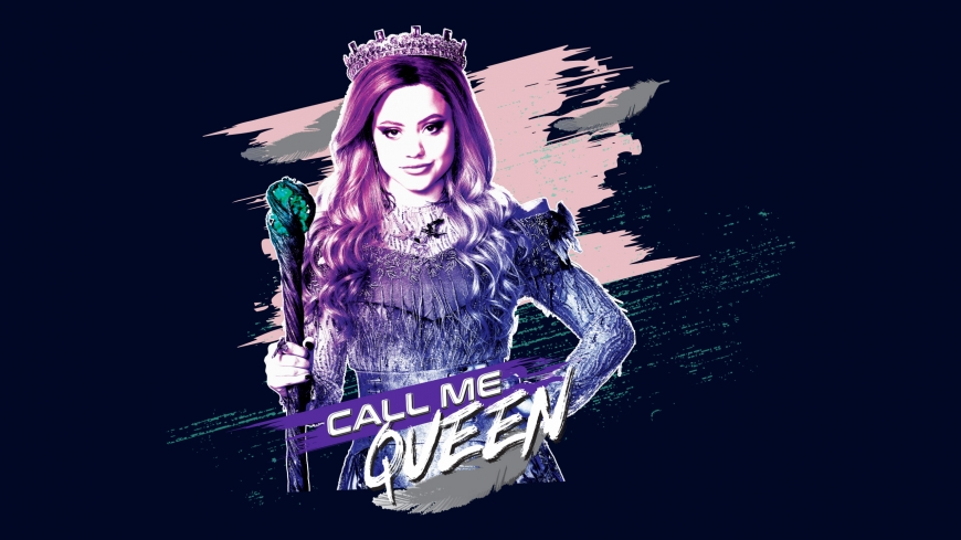 Disney Descendants 3 Audrey Queen of Mean wallpaper