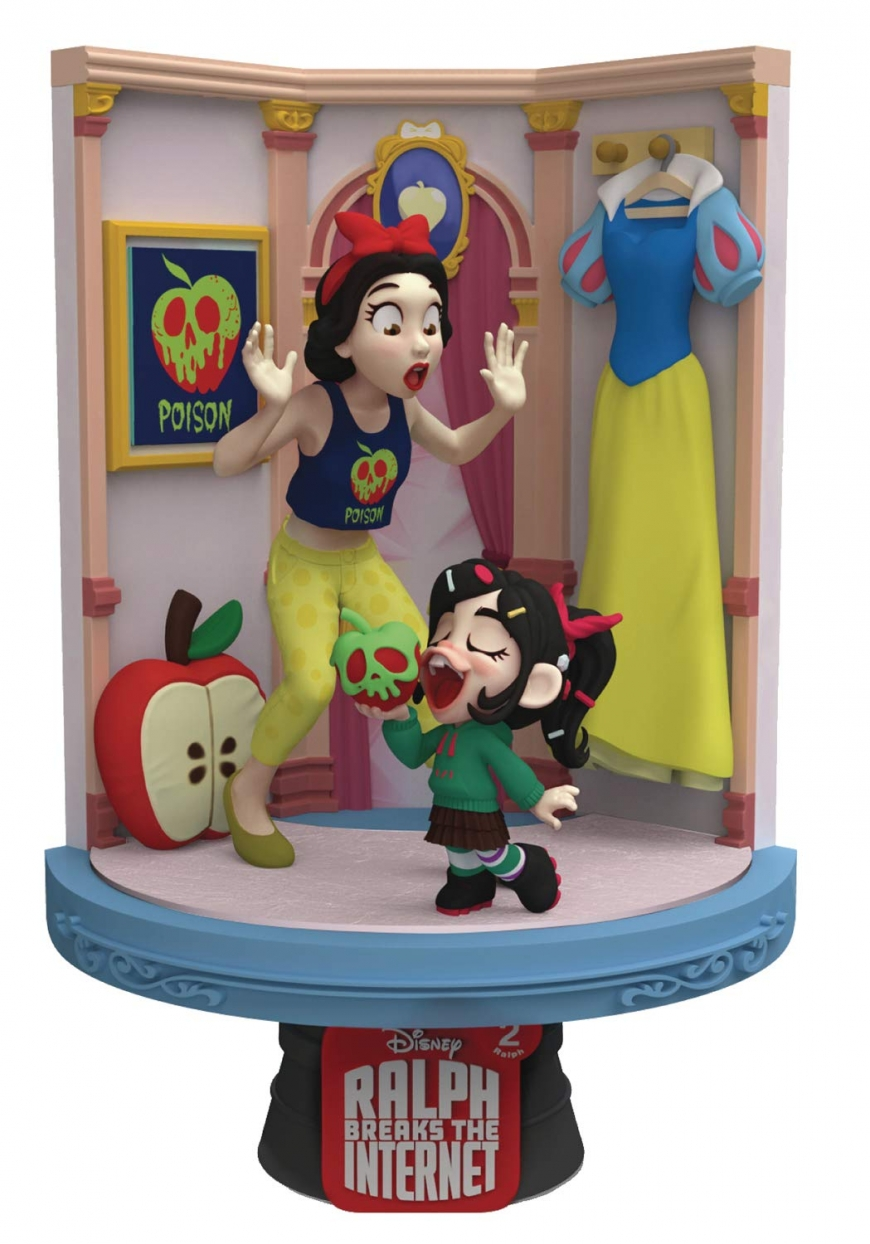 Beast Kingdom Ralph Breaks the Internet: Snow White Ds-026 D-Stage Series Statue