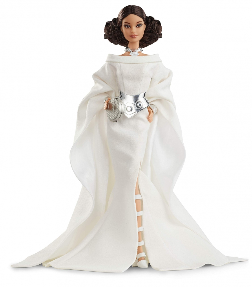 Barbie collector Star Wars Princess Leia doll 2019 photo