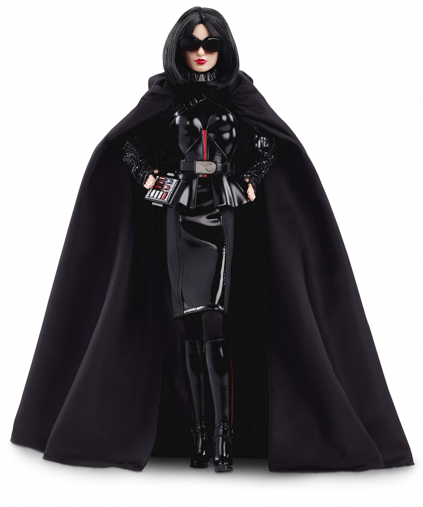 Barbie collector Star Wars Darth Vader doll 2019 photo