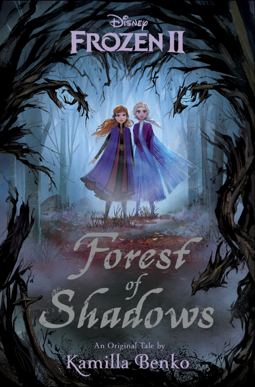 Frozen 2: Forest of Shadows book