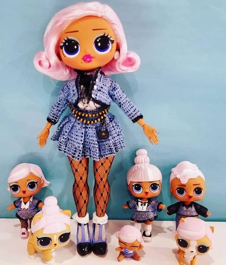 Lol amazing surprise 2019 dolls