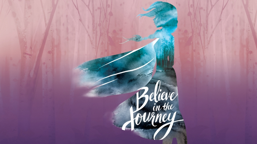 Elsa believe in journey
