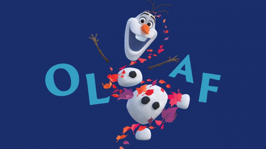 Frozen 2 Olaf wallpaper