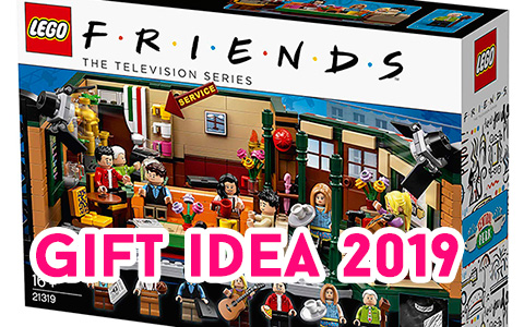LEGO Friends Central Perk Set - best present for FRIENDS fans of all ages