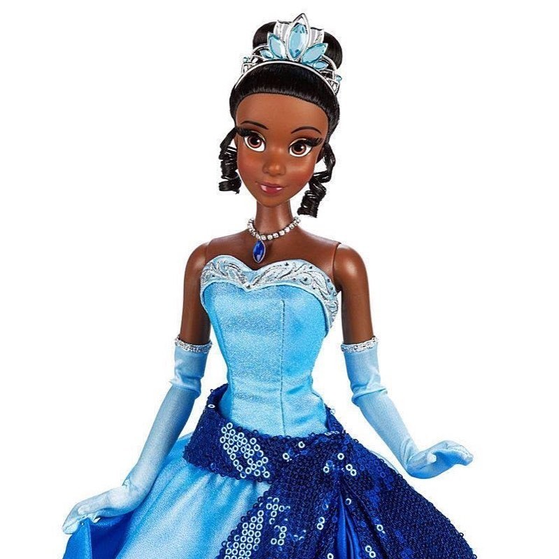Tiana Disney Limited Edition 10th anniversary doll 2019