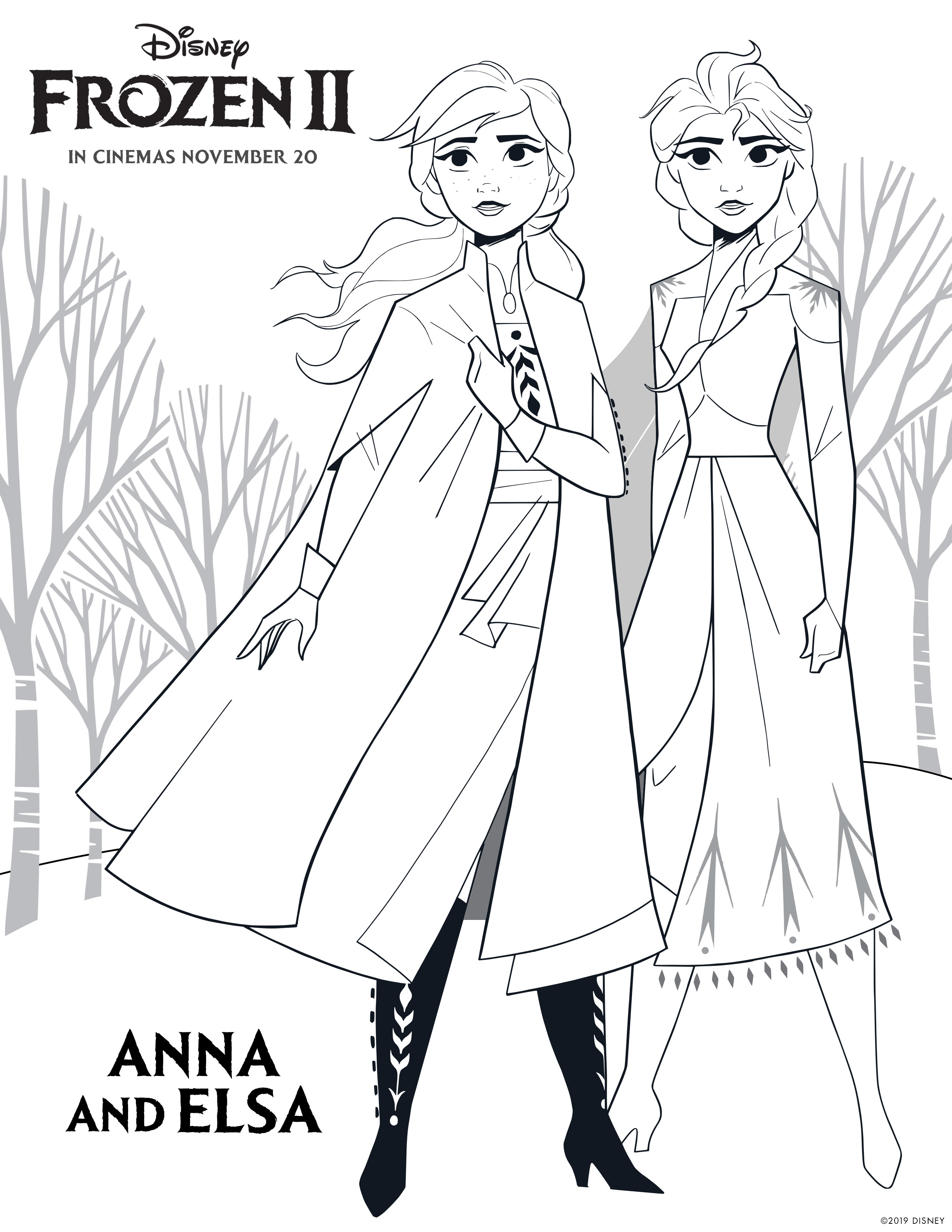Elsa White Dress Coloring Pages Scx Slots