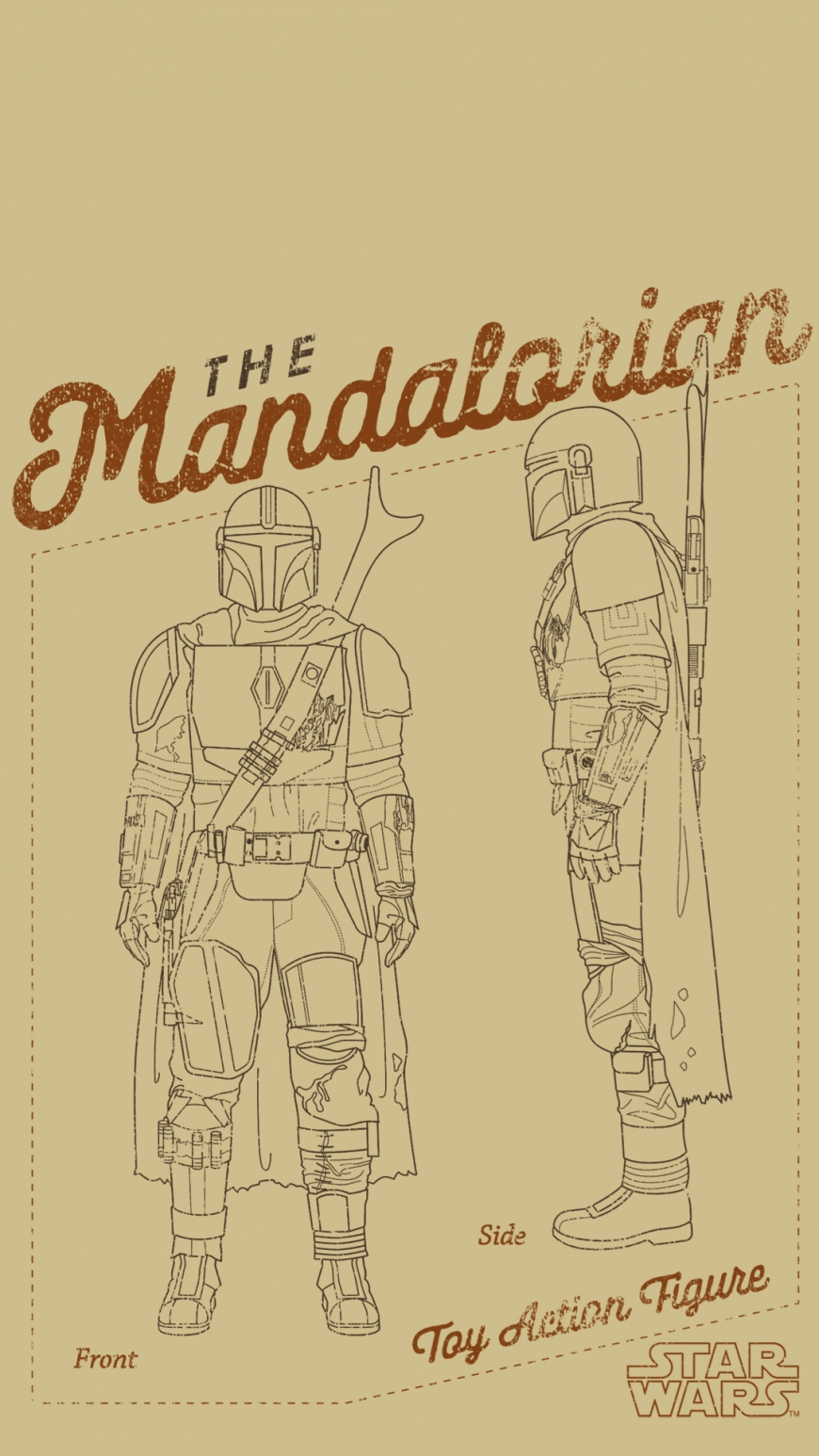 The Mandalorian HD phone wallpaper images