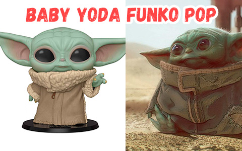 Funko Pop! releases First Baby Yoda toy from The Mandalorian -  The Child