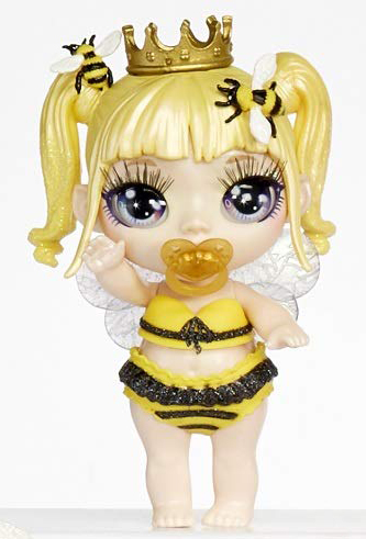 Poopsie Rainbow Fantasy Friends doll bee