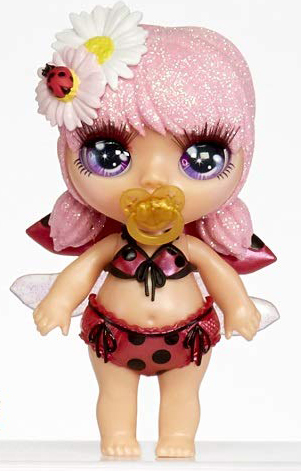Poopsie Rainbow Fantasy Friends doll ladybug