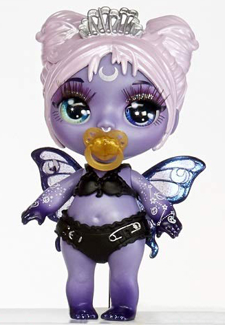 Poopsie Rainbow Fantasy Friends doll hawk moth
