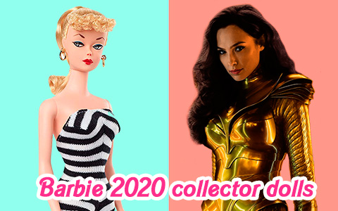 Barbie Collector dolls 2020