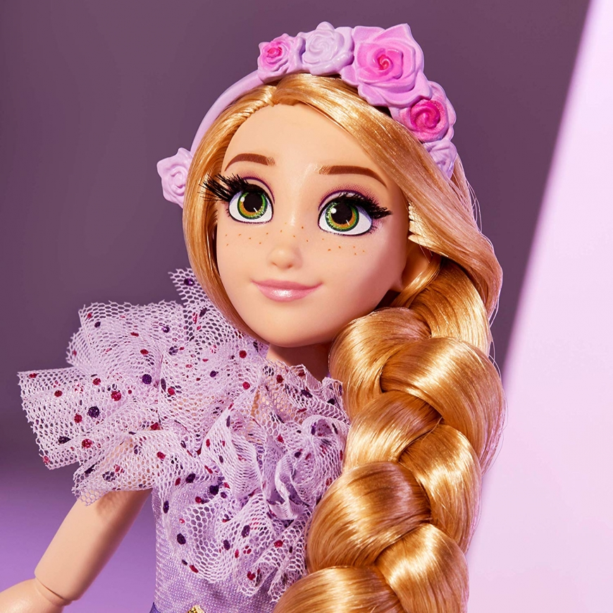 Rapunzel Style Series doll